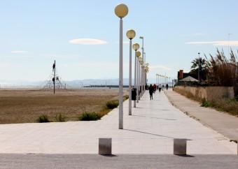 Paseo de la Playa de Pinedo